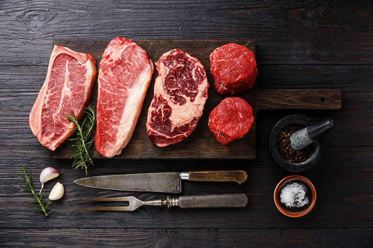 types of steak cuts for grilling