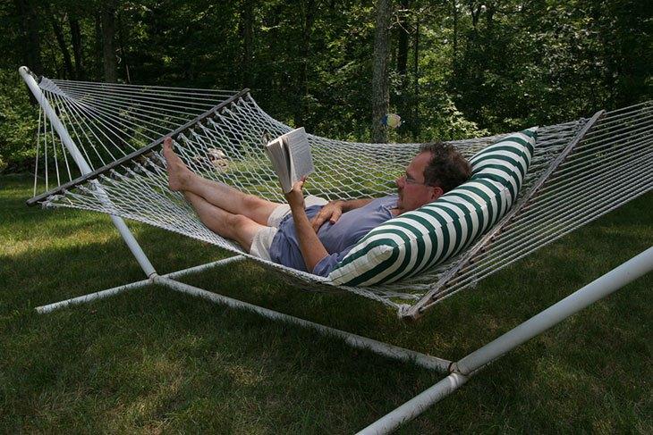 best free standing double hammock