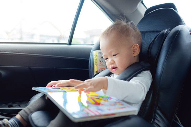 best car seat for one year old and up